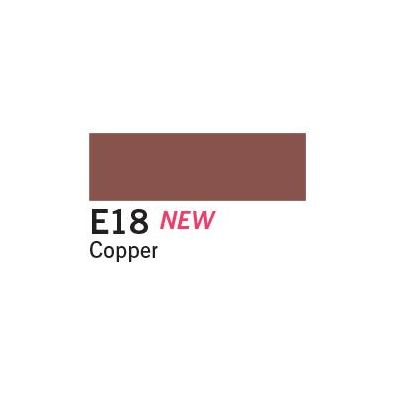 Copic Ciao Marker - E18 Copper