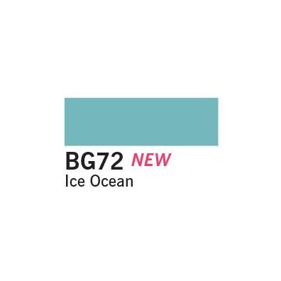 Copic Ciao Marker - BG72 Ice Ocean
