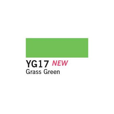 Copic Ciao Marker - YG17 Grass Green