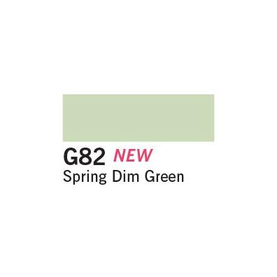 Copic Ciao Marker - G82 Spring Dim Green