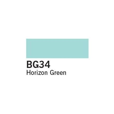 Copic Ciao Marker - BG34 Horizon Green