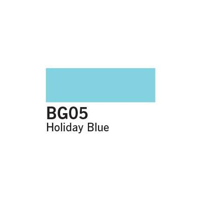 Copic Ciao Marker - BG05 Holiday Blue