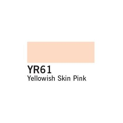 Copic Ciao Marker - YR61 Yellowish Skin Pink