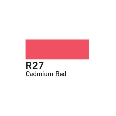Copic Ciao Marker - R27 Cadmium Red