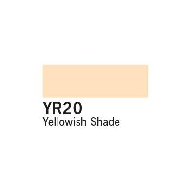 Copic Ciao Marker - YR20 Yellowish Shade