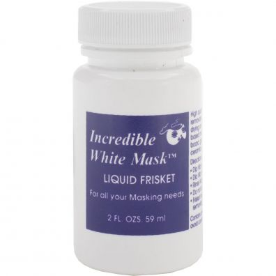 Incredible White Mask - Liquid Frisket 59 ml
