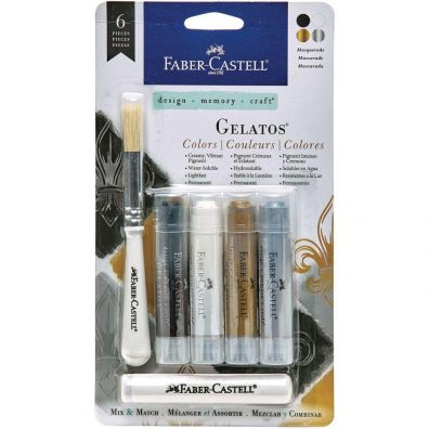 Faber Castell Gelatos Mascarade