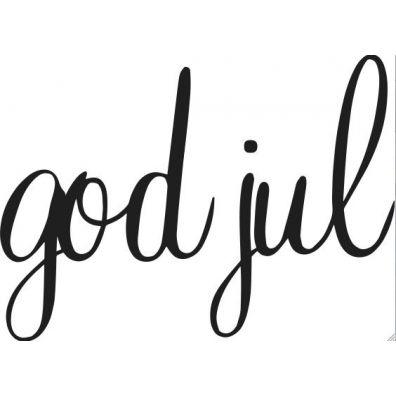 Add On Oktober - PTW Design God Jul Dies