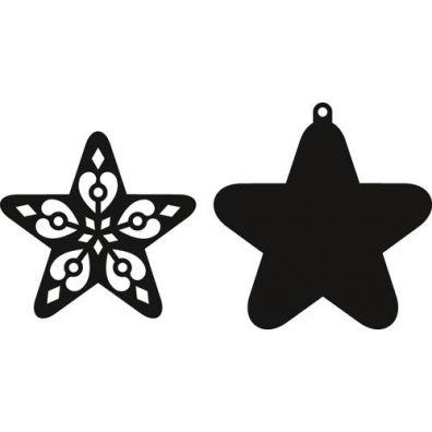 Marianne Design Dies - Filigree Angel Heart