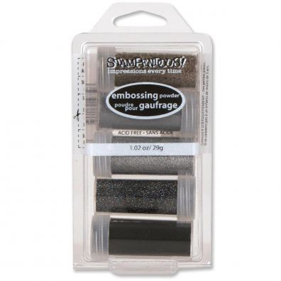 Stampendous Embossing powder kit - Aperture