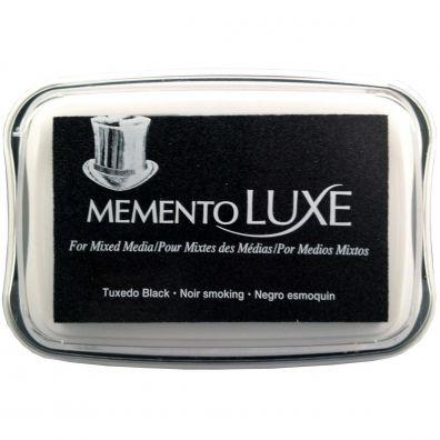 Memento Stempelsværte Mixed Media Tuxedo Black