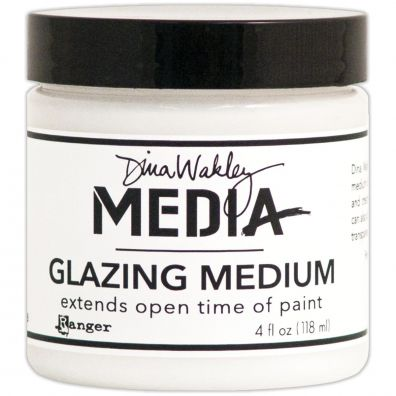 Dina Wakley Glazing Medium - 4oz