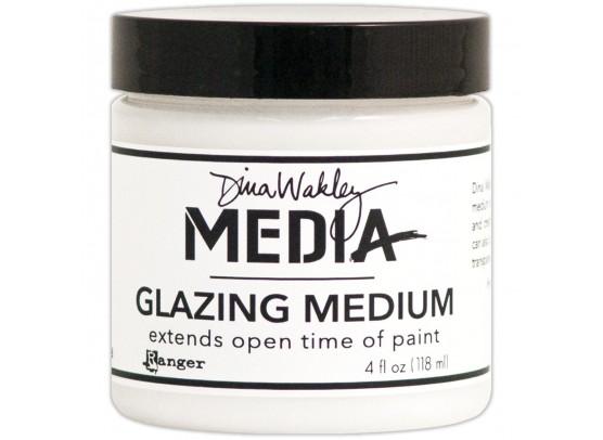 Dina Wakley Glazing Medium - 4oz