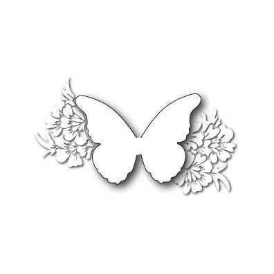 Memory Box Dies Angel Wings Butterfly