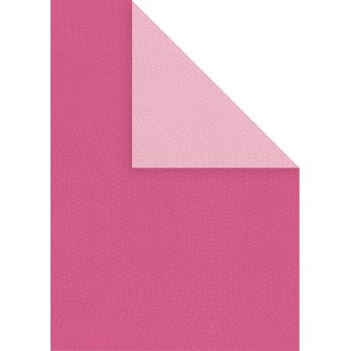 Happy Moment A4 Karton 10 ark - Pink