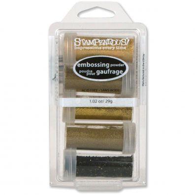 Stampendous Embossing powder kit - Glamour
