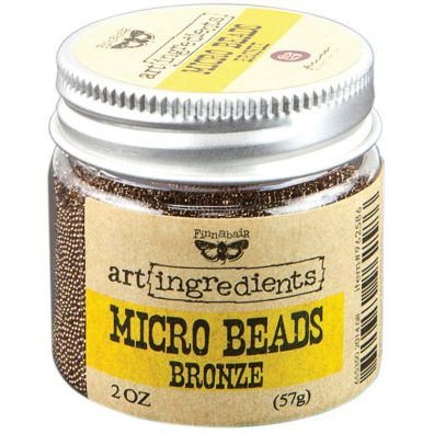Prima Micro Beads Bronze
