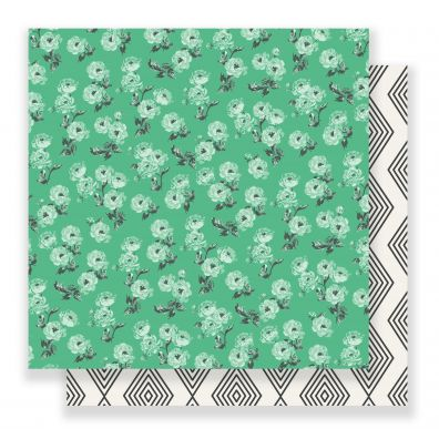Crate Bloom Mønsterpapir - Elsie fra Maggie Holmes