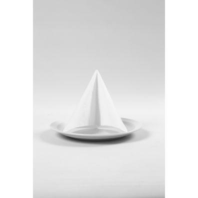 Happy Moment Servietter - 33x33 cm, hvid, 20 stk