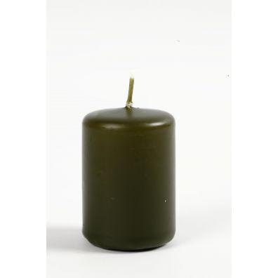 Happy Moment Bloklys 4 cm - olivengrøn