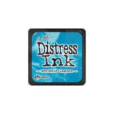 Distress Ink Mini - Mermaid Lagoon