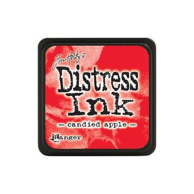 Distress Ink Mini - Candied Apple