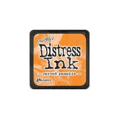 Distress Ink Mini - Carved Pumpkin