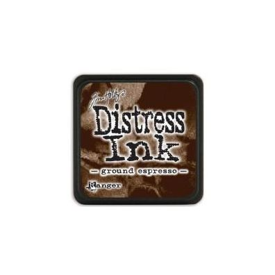 Distress Ink Mini - Ground Espresso