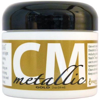 Gold Metallic Creative Medium