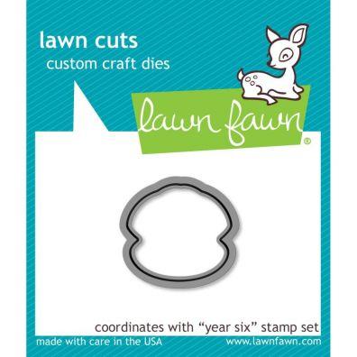 Lawn Fawn Dies - Year Six