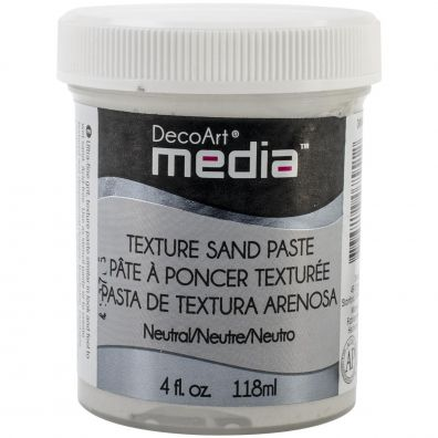 DecoArt Texture Sand Paste