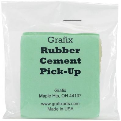 Grafix Rubber Cement Pick-Up