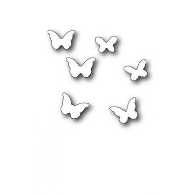 Memory Box Dies Mini Butterflies