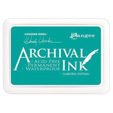 Archival Ink Pads - Garden Patina