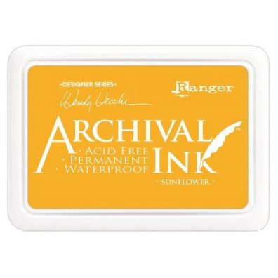 Archival Ink Pads - Sunflower