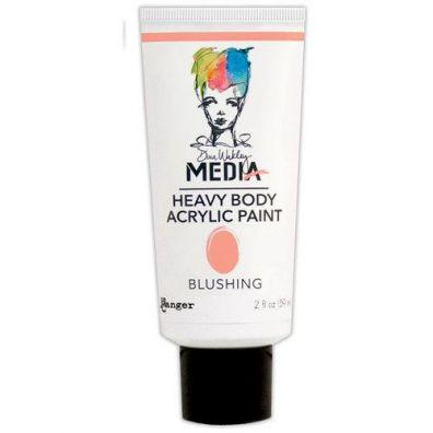 Dina Wakley Heavy Body Acrylic Paint - Blushing