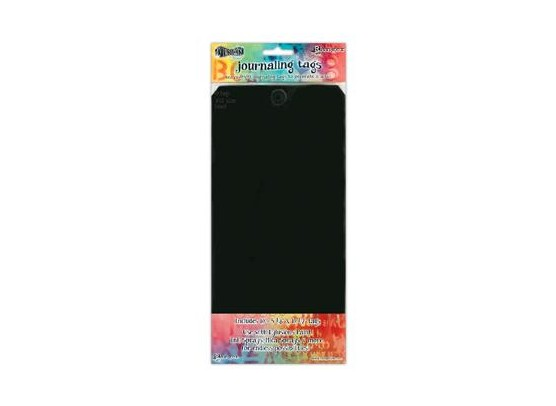 Dylusions Journaling Tags 12 inch - Sort