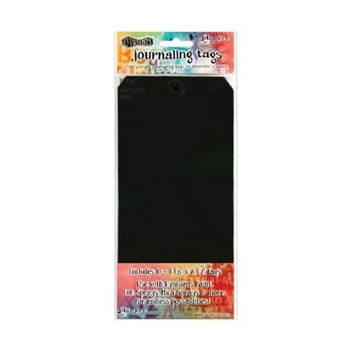 Dylusions Journaling Tags 10 inch - Sort