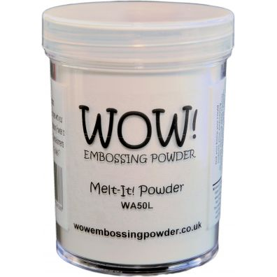 Wow Embossing Powder - Melt-IT Powder