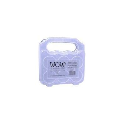Wow Embossing Powder - Carry Case 6 jars