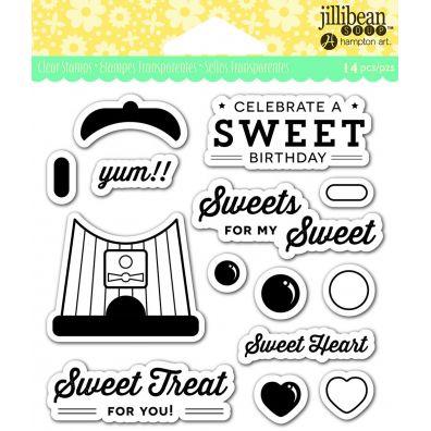 Jillibean Clear Stamp - Sweet Treat