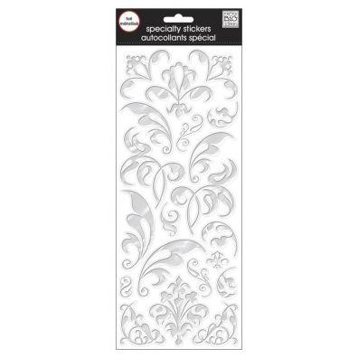 Mambi Stickers - Elegant Flourishes