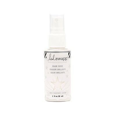 Heidi Swapp Color Shine Sheer Transparent
