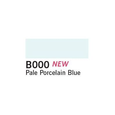 Copic Ciao Marker - B000 Pale Porcelain Blue