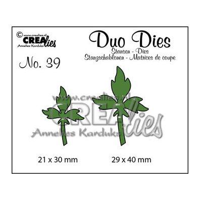 Crealies Dies – Duo Dies Blade