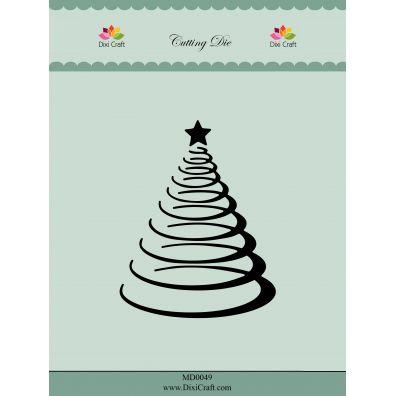 Dixi Craft Dies – Juletræ