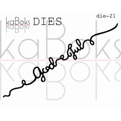 Kaboks Dies God Jul på en snor