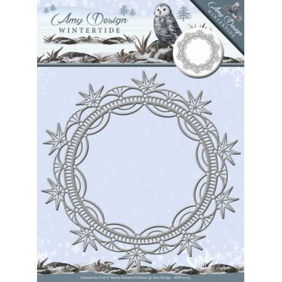 Amy Design Die Frost Ring