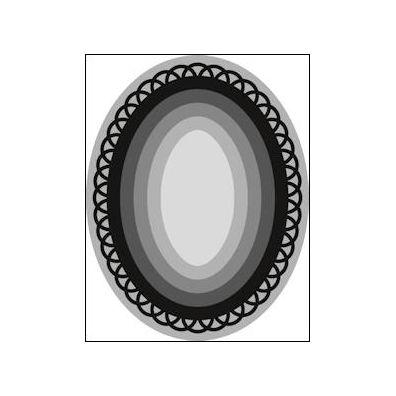 Marianne Design Dies - Oval Basic Shape