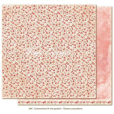 Summertime – Flowers everywhere mønsterpapir fra Maja Design